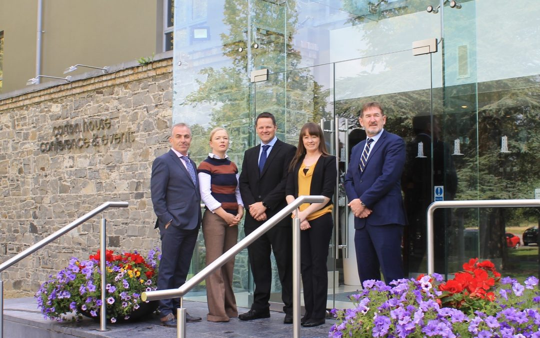 Sheahan & Collins Construction Ltd Office Team