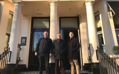 Point A Hotel in Kensington London